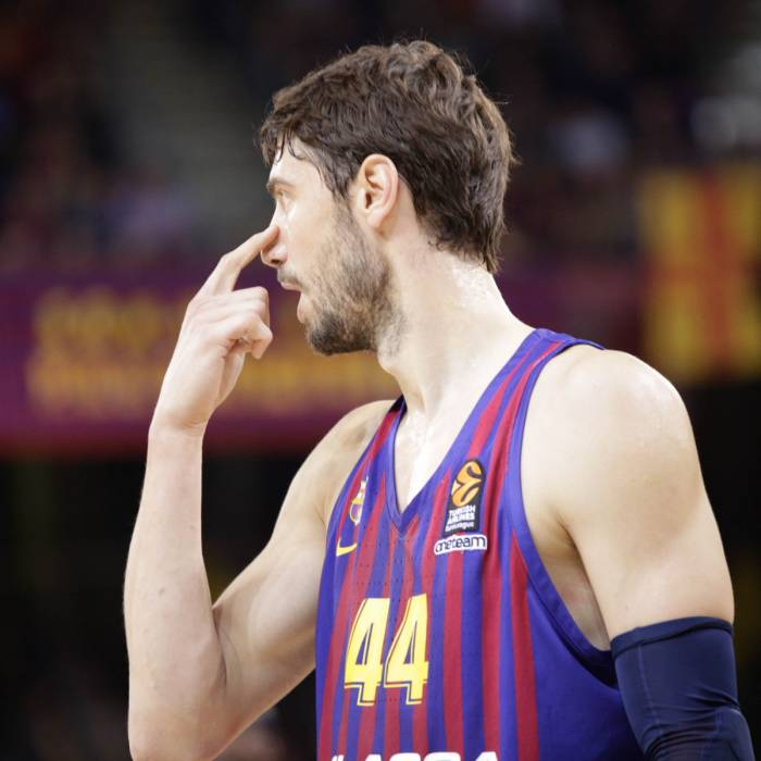 Photo of Ante Tomic, 2018-2019 season
