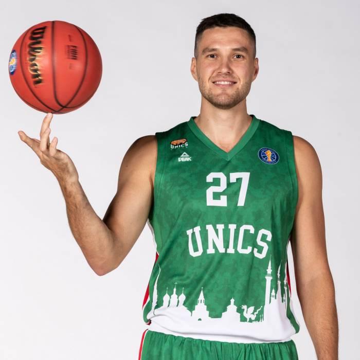 Photo of Andrey Koscheev, 2019-2020 season