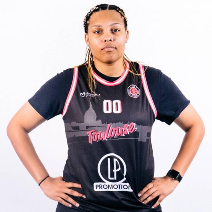 Photo of Kiah Gillespie, 2021-2022 season