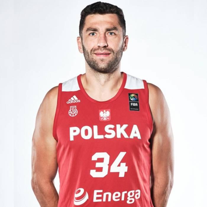 Photo de Adam Hrycaniuk, saison 2021-2022