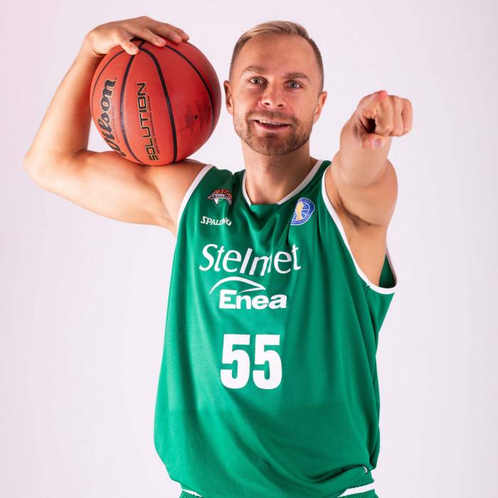 Photo of Lukasz Koszarek, 2018-2019 season