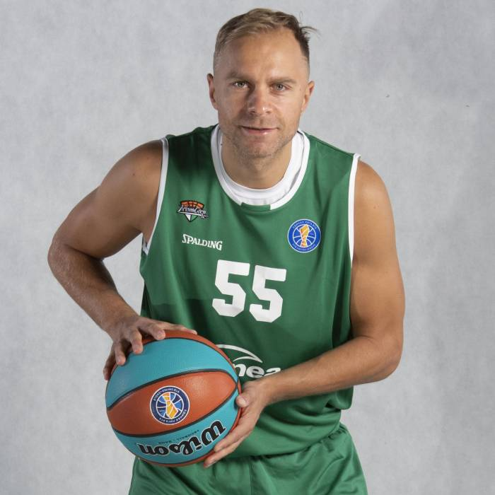 Photo of Lukasz Koszarek, 2020-2021 season
