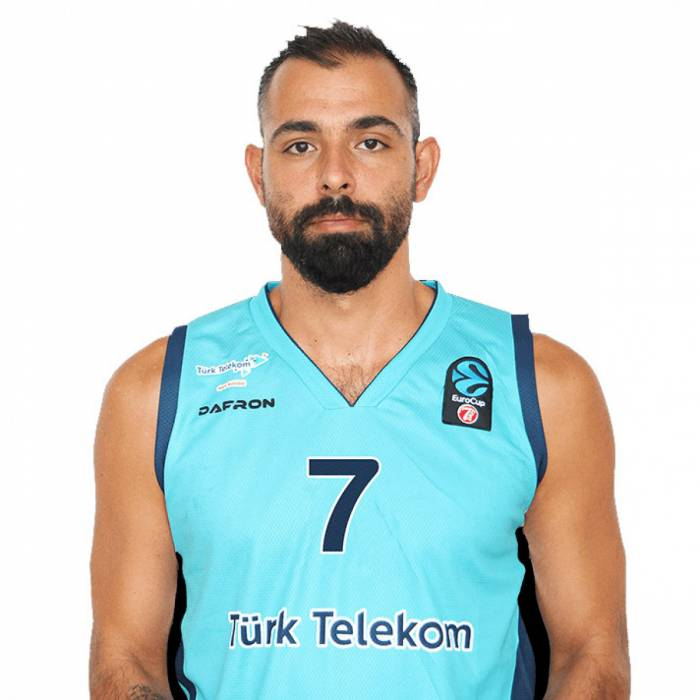 Photo de Can Akin, saison 2018-2019