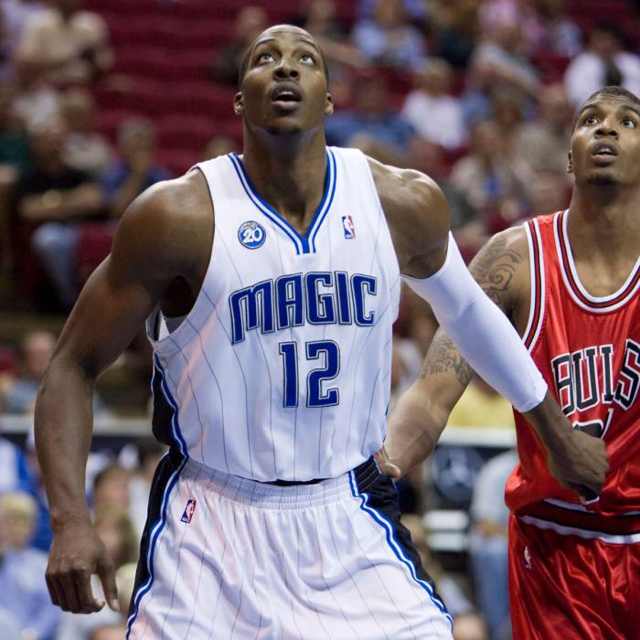 Photo of Dwight Howard, 2008-2009 season