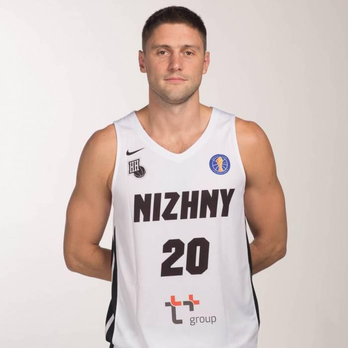 Photo of Vadim Panin, 2017-2018 season