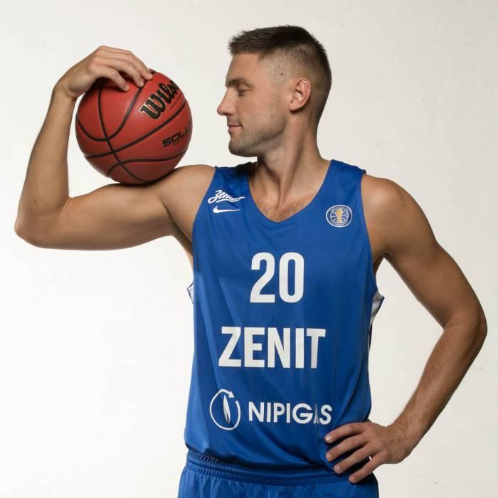 Photo of Vadim Panin, 2018-2019 season