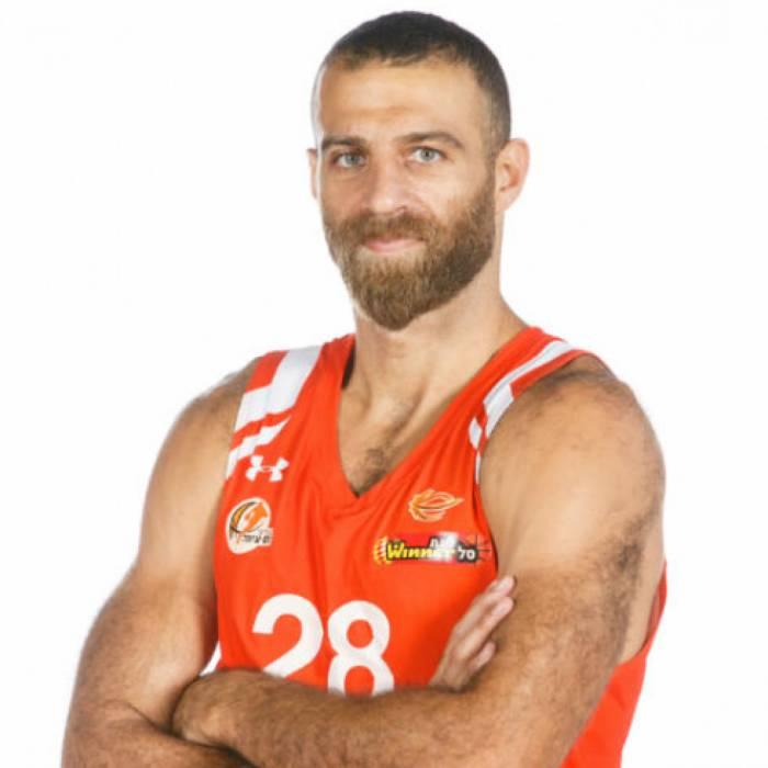 Photo de Raviv Limonad, saison 2019-2020