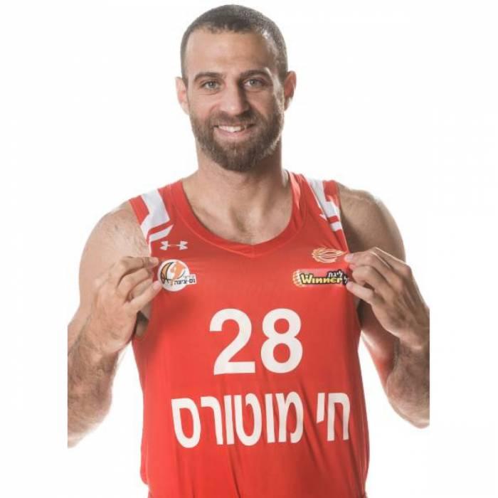 Photo de Raviv Limonad, saison 2020-2021