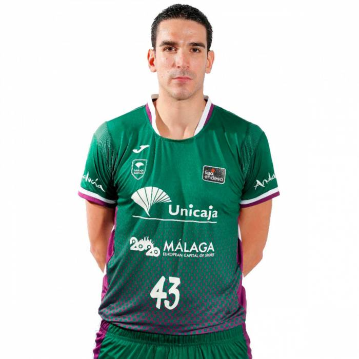 Photo of Carlos Suarez, 2019-2020 season