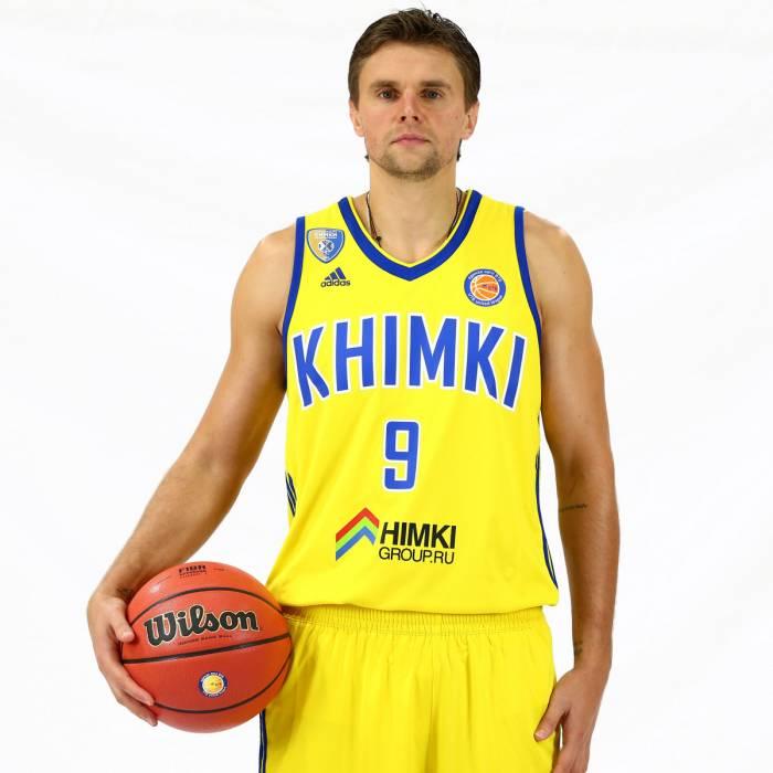 Photo de Egor Vialtsev, saison 2016-2017