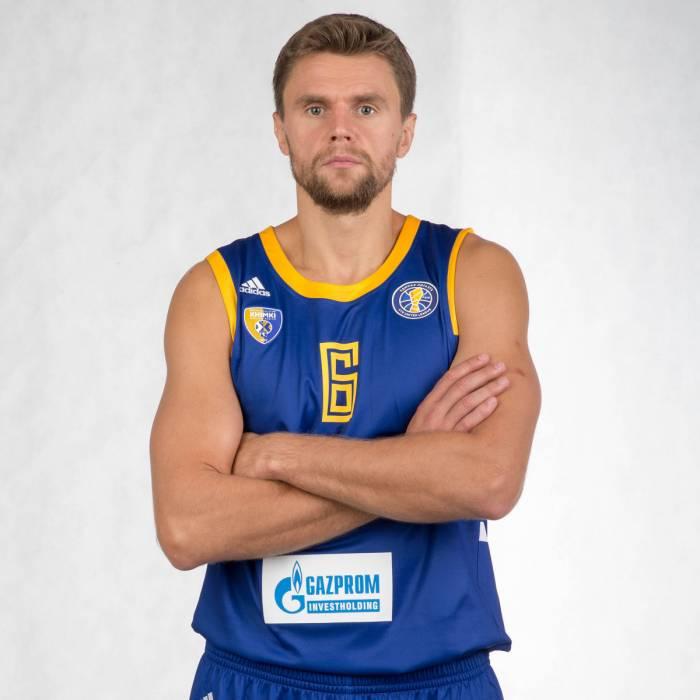 Photo de Egor Vialtsev, saison 2018-2019