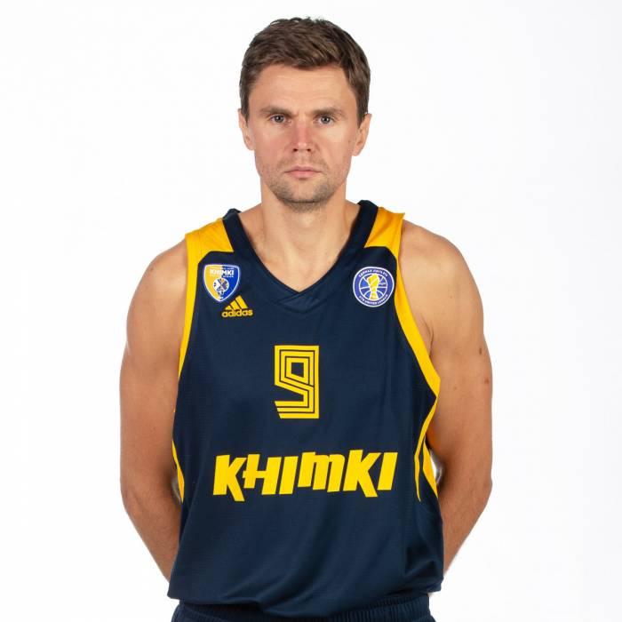 Photo de Egor Vialtsev, saison 2020-2021