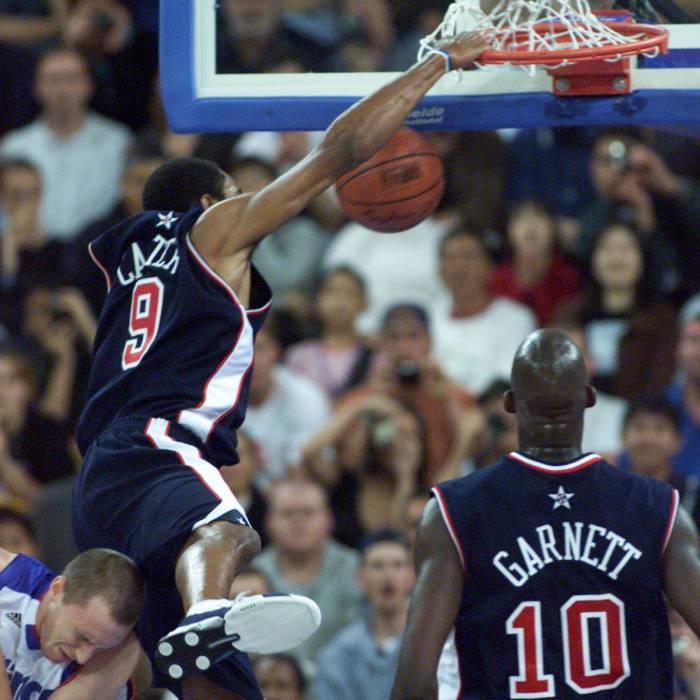Photo de Vince Carter, saison 2000-2001
