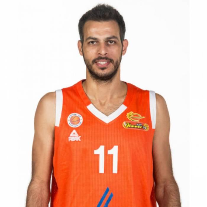 Photo of Avraham Ben Chimol, 2017-2018 season