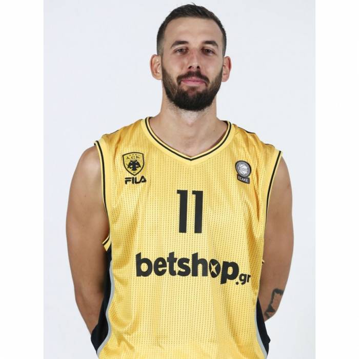 Photo de Vladimir Jankovic, saison 2020-2021