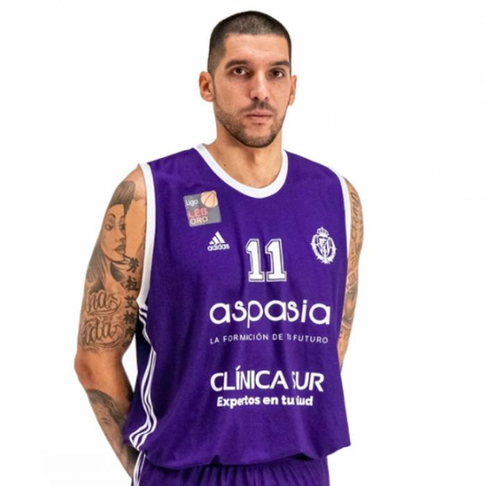 Photo de Jose Ignacio Martin, saison 2020-2021