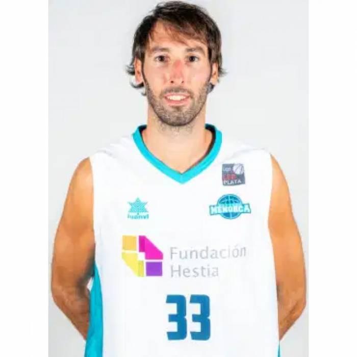 Photo de Alberto Corbacho, saison 2020-2021