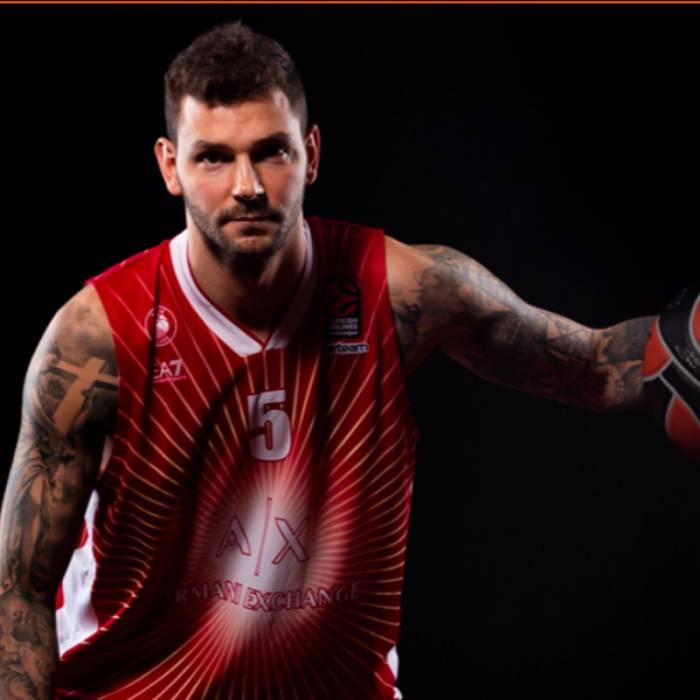 Photo of Vladimir Micov, 2019-2020 season