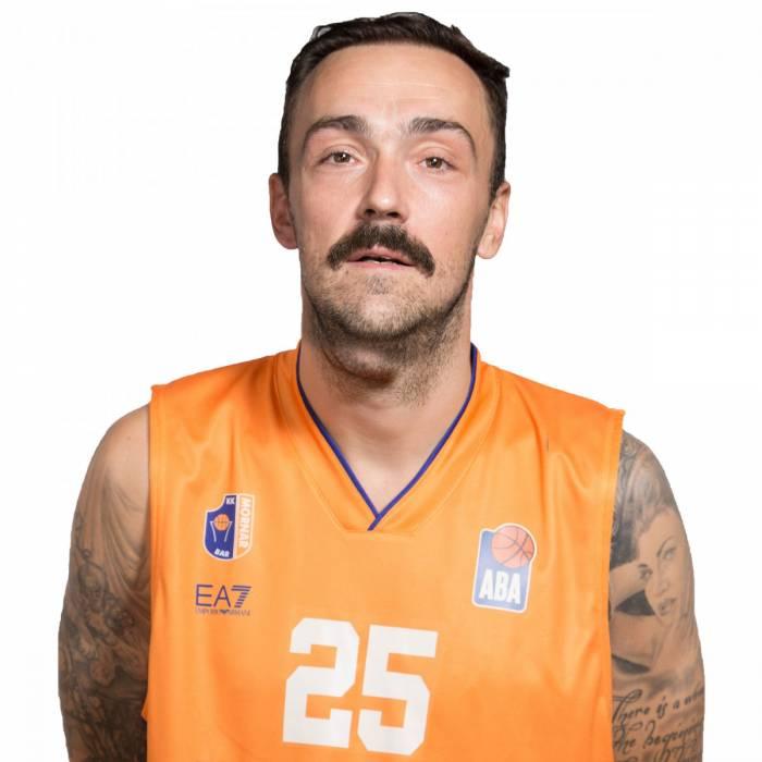 Photo of Damir Markota, 2019-2020 season