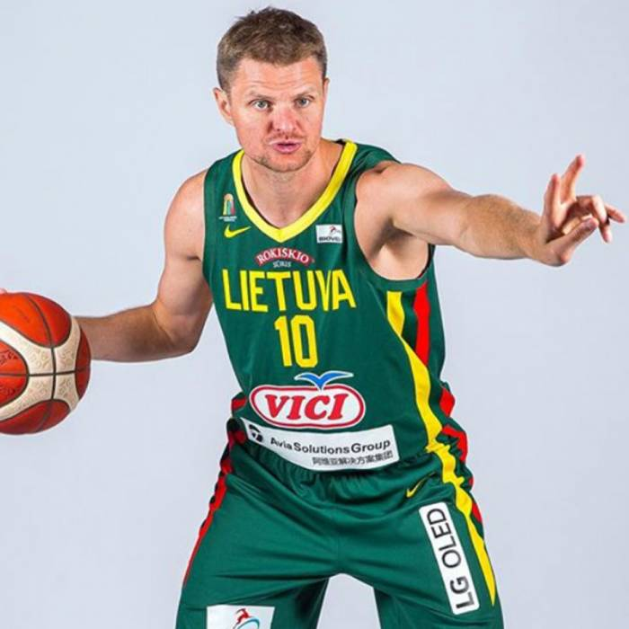 Photo of Renaldas Seibutis, 2019-2020 season