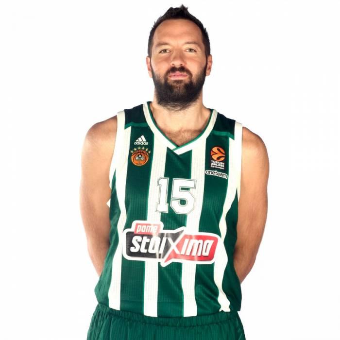 Photo de Ian Vougioukas, saison 2019-2020