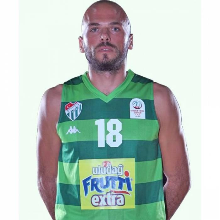 Photo of Evren Buker, 2019-2020 season