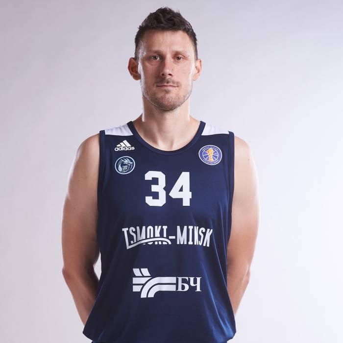 Photo de Aliaksandr Pustahvar, saison 2020-2021