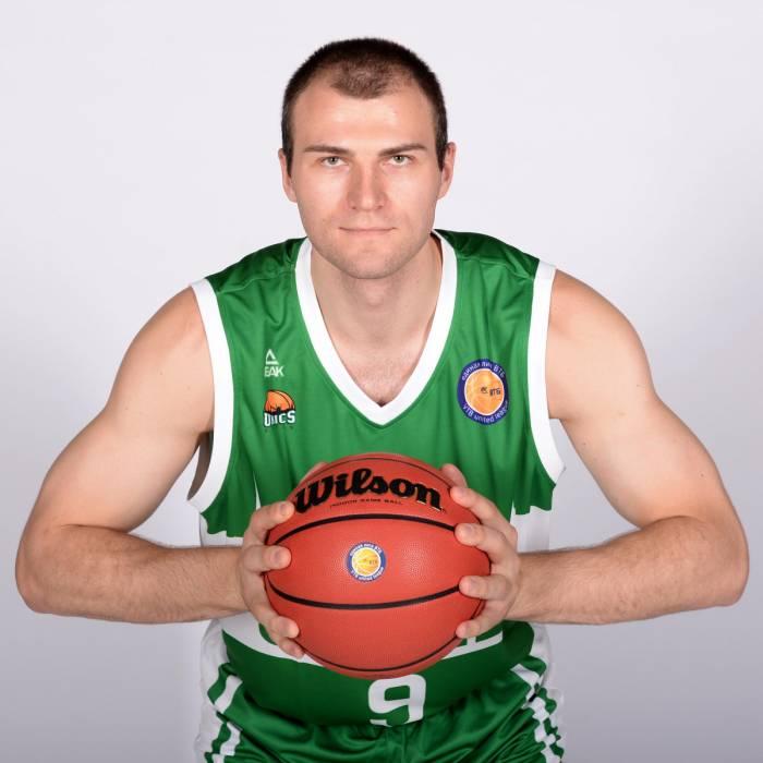 Photo de Artsiom Parakhouski, saison 2016-2017