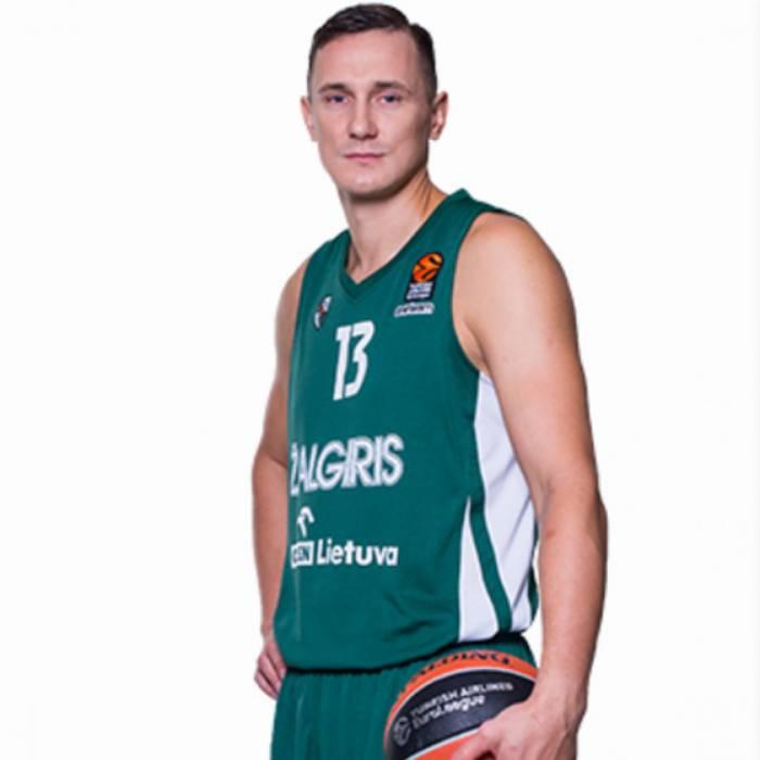 Photo de Paulius Jankunas, saison 2018-2019