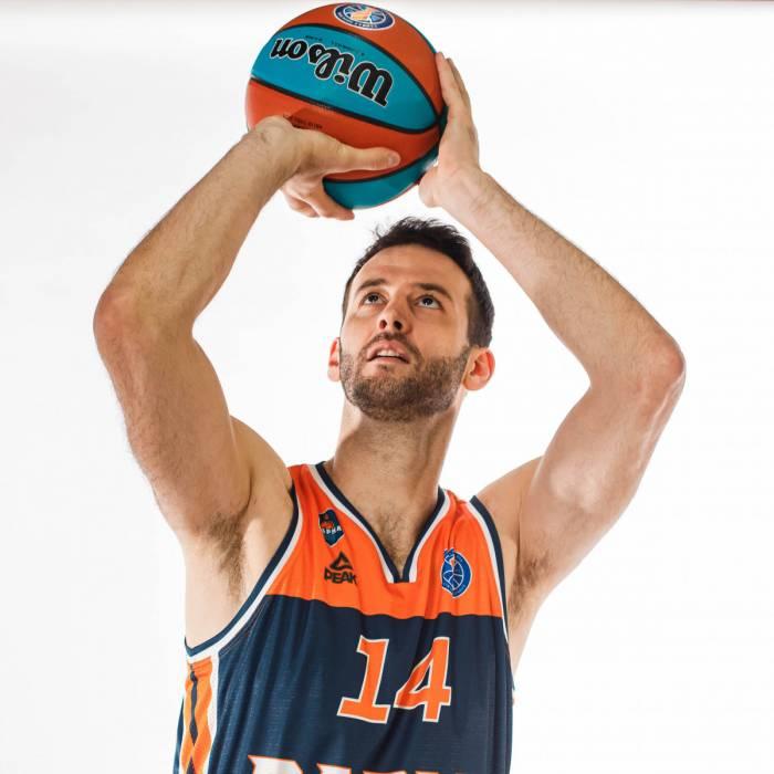 Photo of Boris Savovic, 2020-2021 season