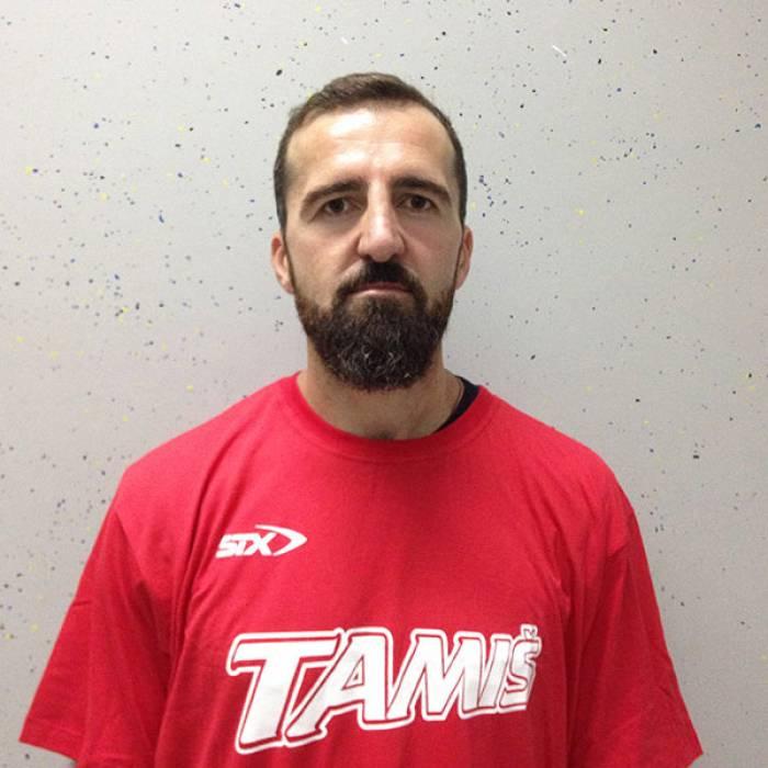 Photo of Bojan Krstovic, 2018-2019 season