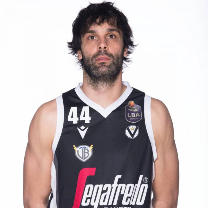 Photo de Milos Teodosic, saison 2019-2020