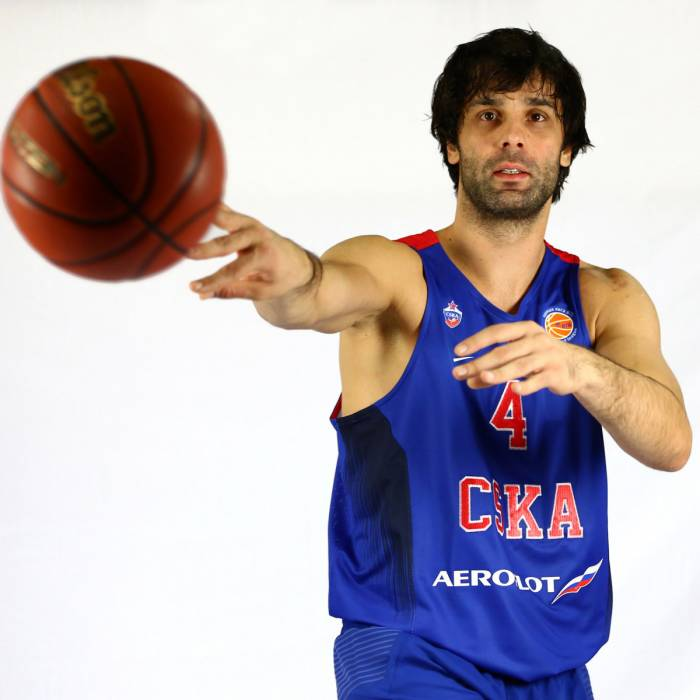 Photo de Milos Teodosic, saison 2016-2017