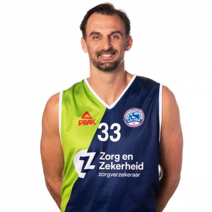 Photo of Drago Pasalic, 2019-2020 season