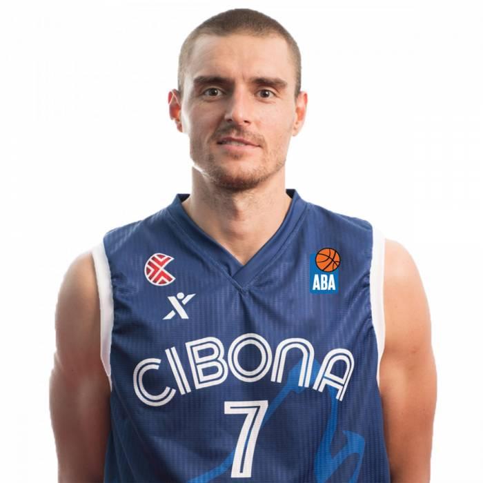 Foto de Igor Maric, temporada 2020-2021