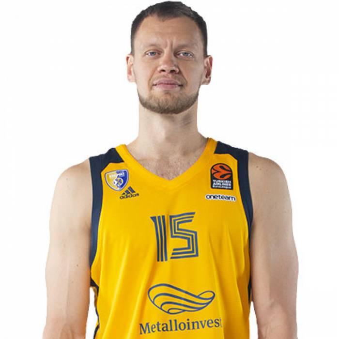 Photo de Petr Gubanov, saison 2019-2020