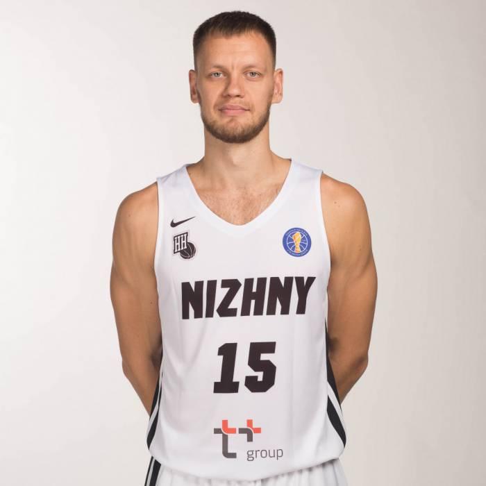 Photo de Petr Gubanov, saison 2017-2018