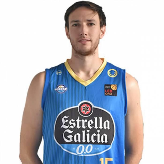 Photo of Eduardo Martinez, 2019-2020 season