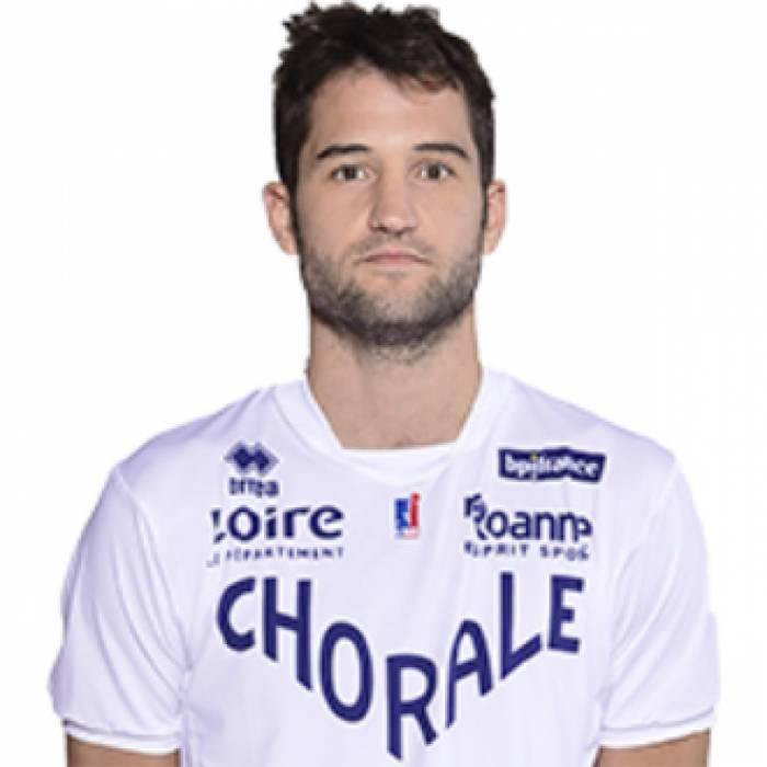 Photo de Xavier Forcada, saison 2019-2020
