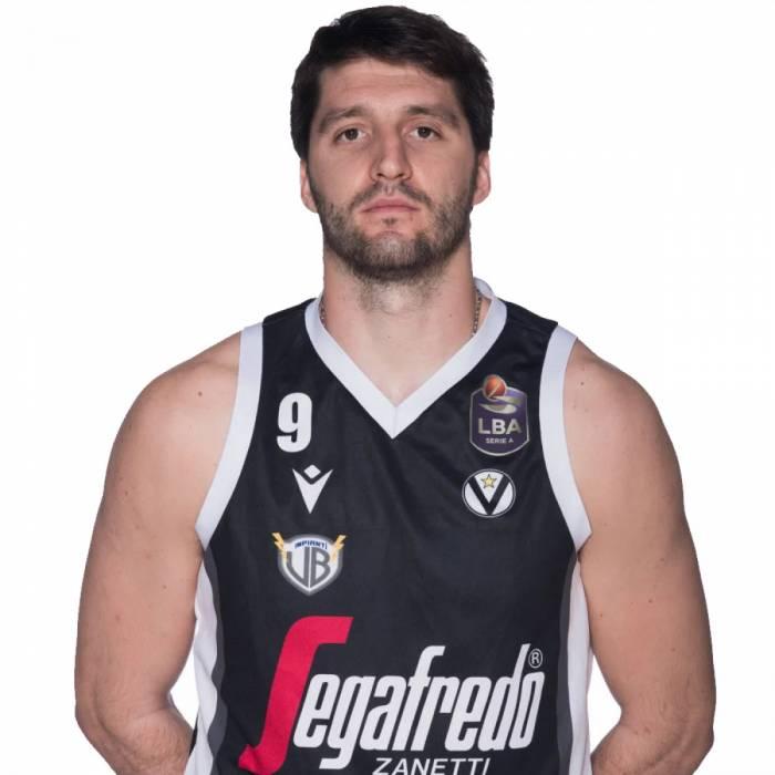 Photo de Stefan Markovic, saison 2019-2020