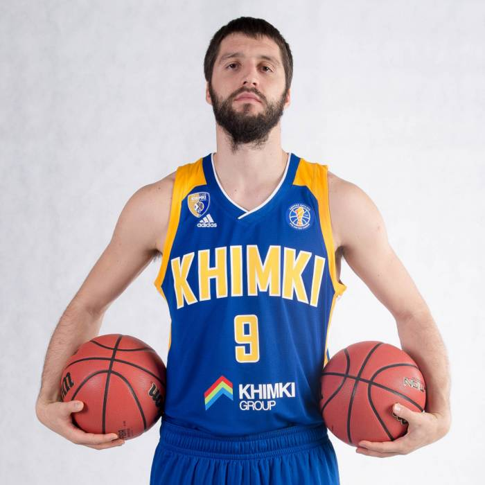 Photo de Stefan Markovic, saison 2017-2018