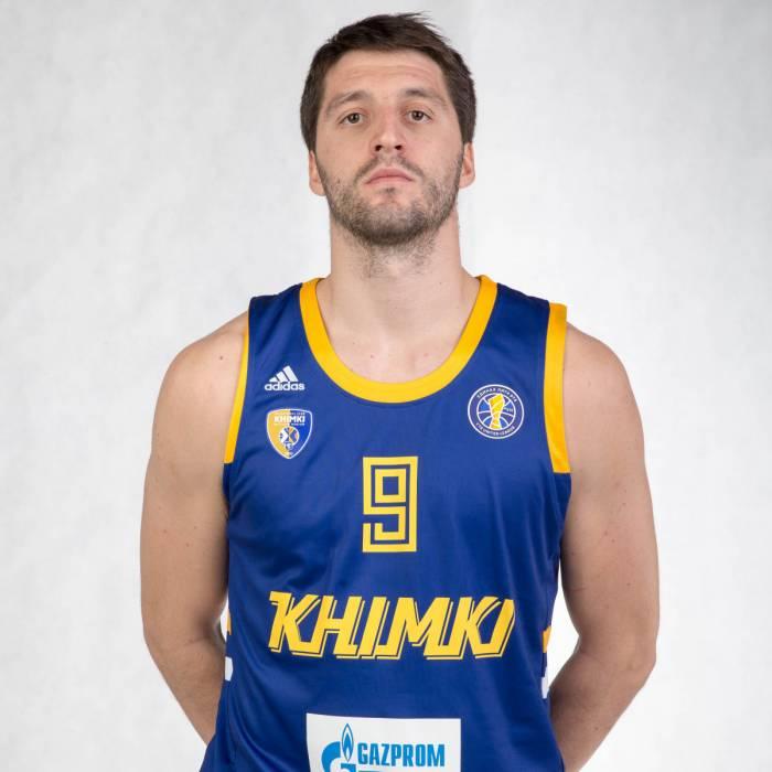 Photo de Stefan Markovic, saison 2018-2019