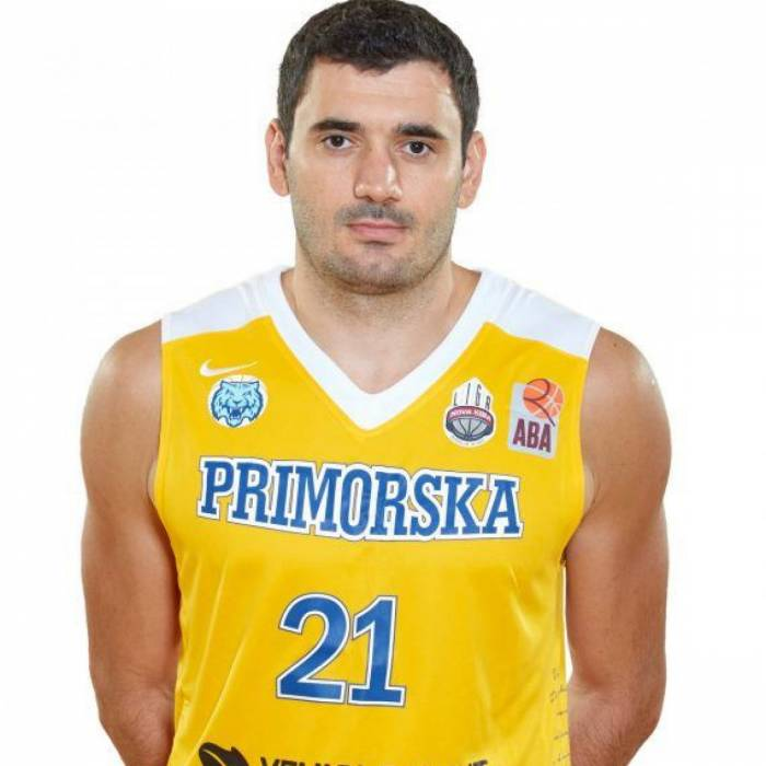 Photo of Marko Jagodic, 2018-2019 season