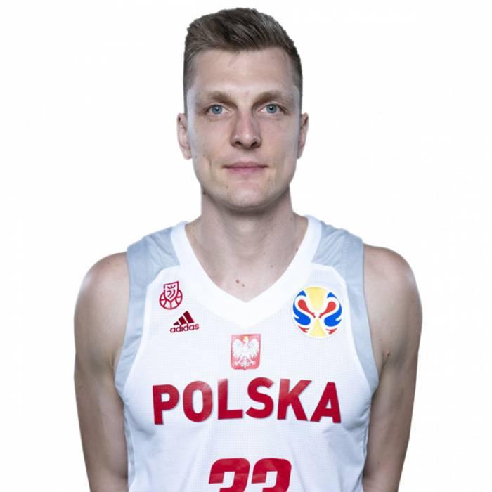 Photo de Karol Gruszecki, saison 2019-2020