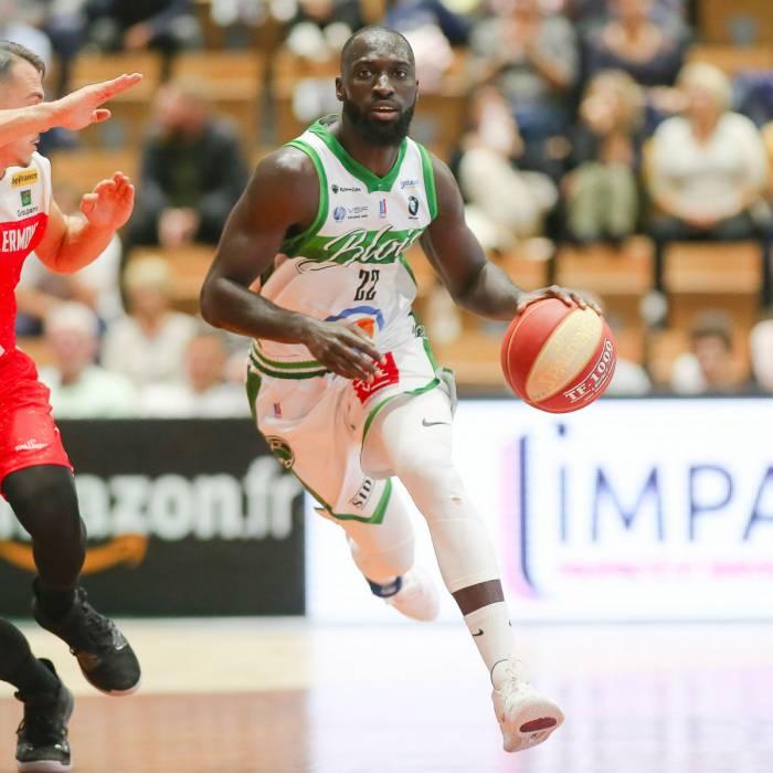 Photo de Lamine Sambe, saison 2019-2020