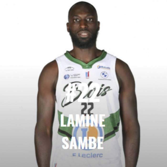 Photo de Lamine Sambe, saison 2020-2021