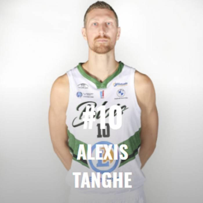 Photo de Alexis Tanghe, saison 2020-2021