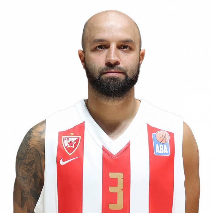 Photo de Filip Covic, saison 2018-2019