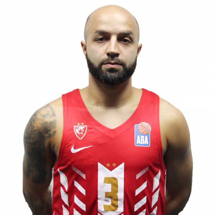 Photo de Filip Covic, saison 2019-2020