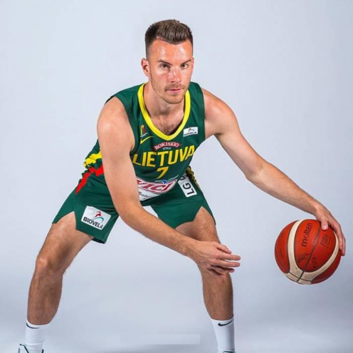 Photo de Adas Juskevicius, saison 2019-2020